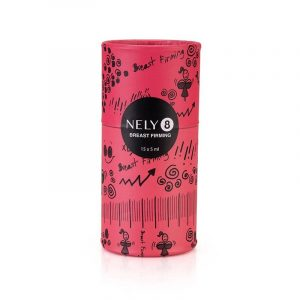 NELY8 Kadınlara Özel Göğüs Bakım Kremi 75 ml (25*3 ml)