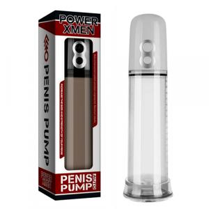 Power XMEN Otomatik Penis Pompası  Beyaz