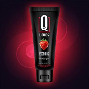 Q Liquids Exotic Kayganlaştırıcı Jel